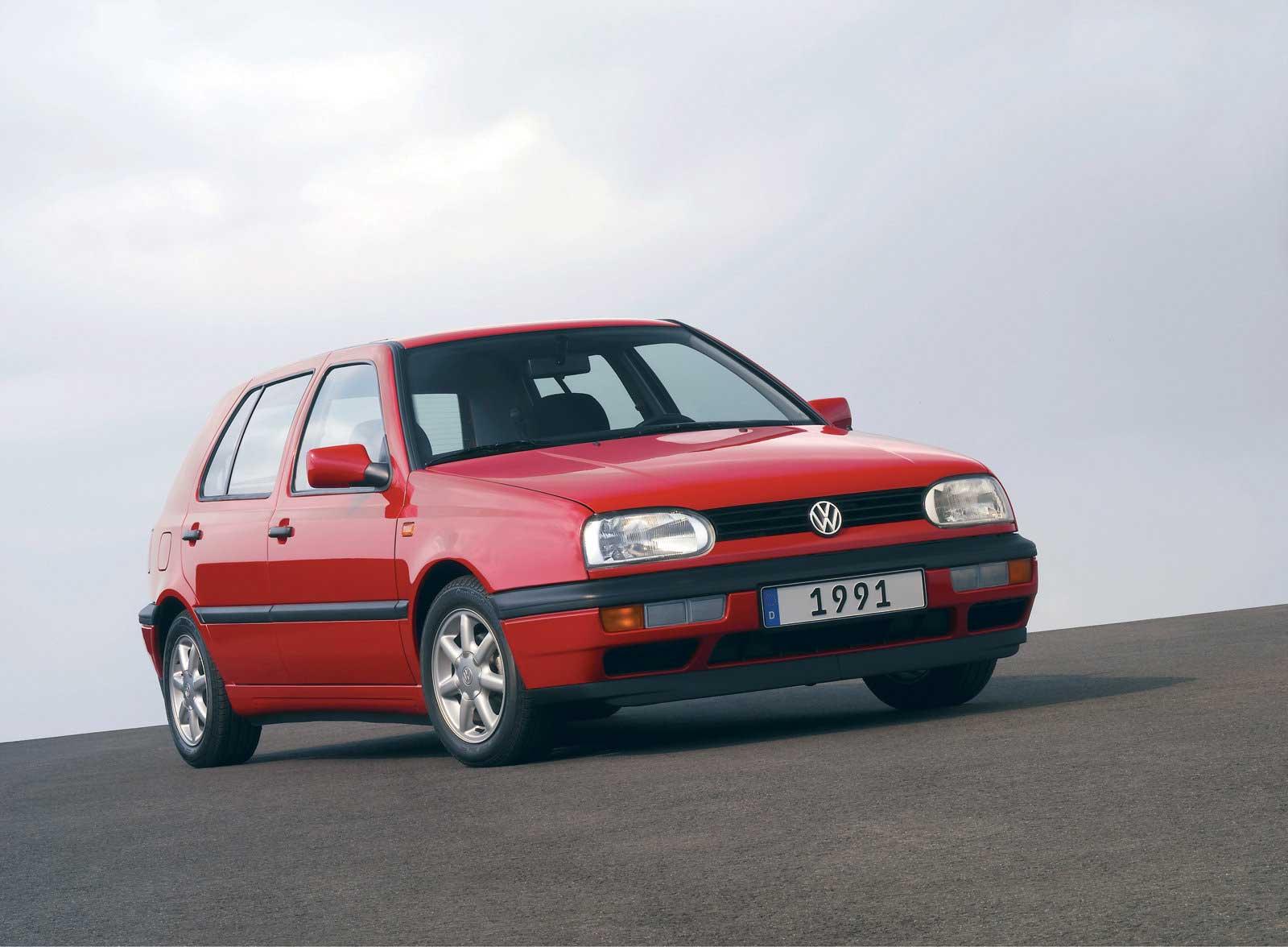 VW Golf 3 (1991-1997)