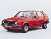 VW Golf 2 (1984-1992)