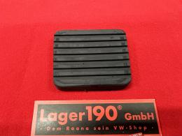 Pedalgummi für Bremse oder Kupplung vom VW Golf 1, Cabrio, Jetta, Polo, Scirocco (45-546)