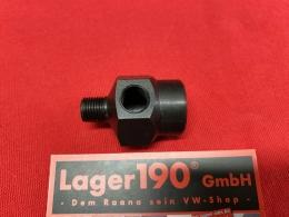 Anbau für Geber Öldruck und Öltemperatur M13x1.5 VW Käfer, Bus T1, T2 (2600-100)