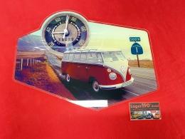Wanduhr VW Bus T1 Acrylglas