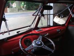VW Bus T1 1955-1967 Frontsafari Safarifenster Safari poliert