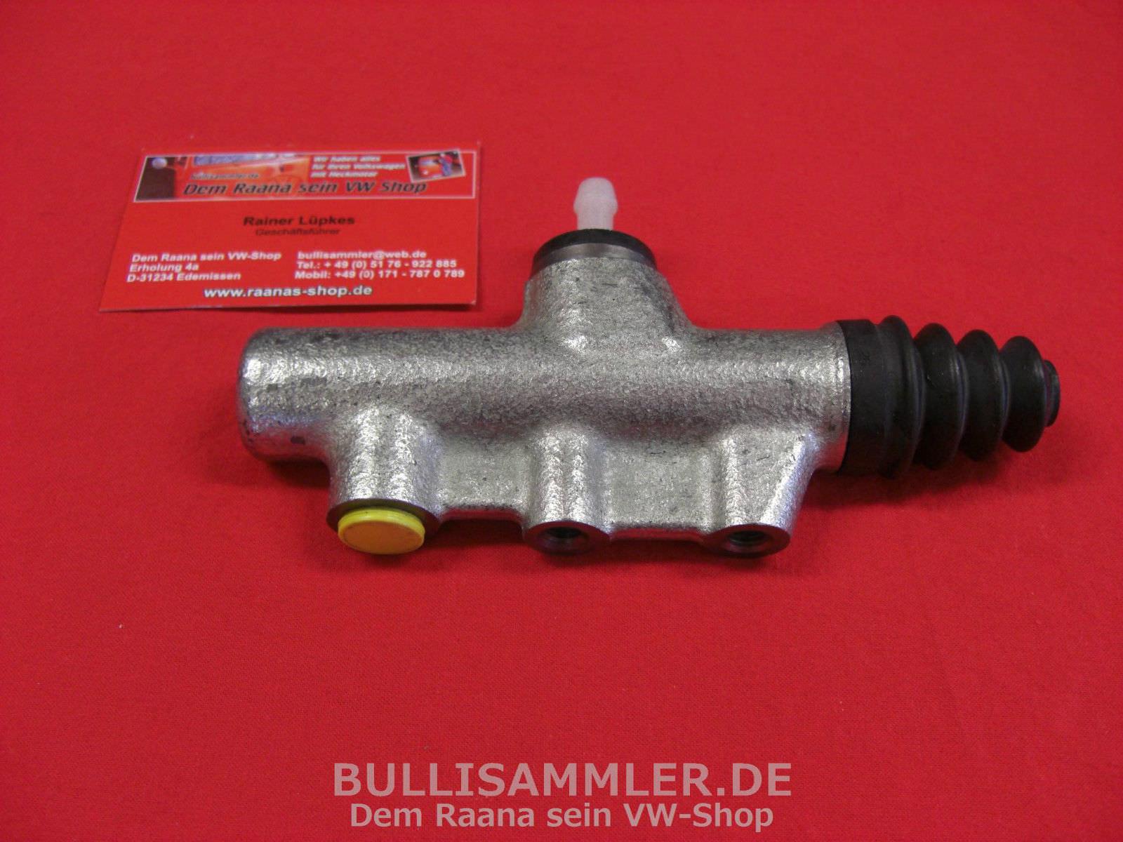 Kupplungsgeberzylinder Geberzylinder Kupplung für VW T3 BUS Bulli