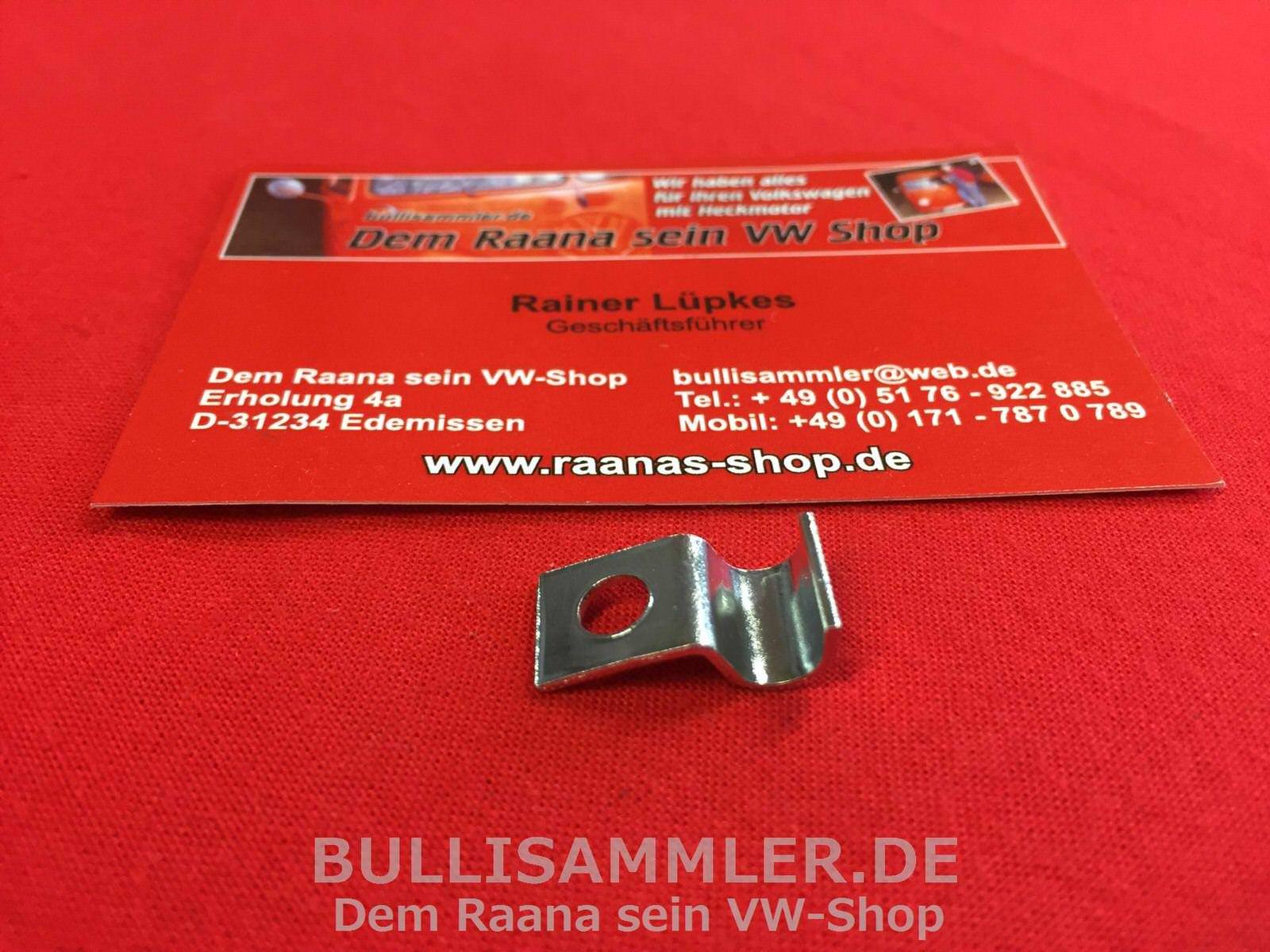 Metall Ersatzteile für VW Bus T1//T2 KLAMMERN Türverkleidung
