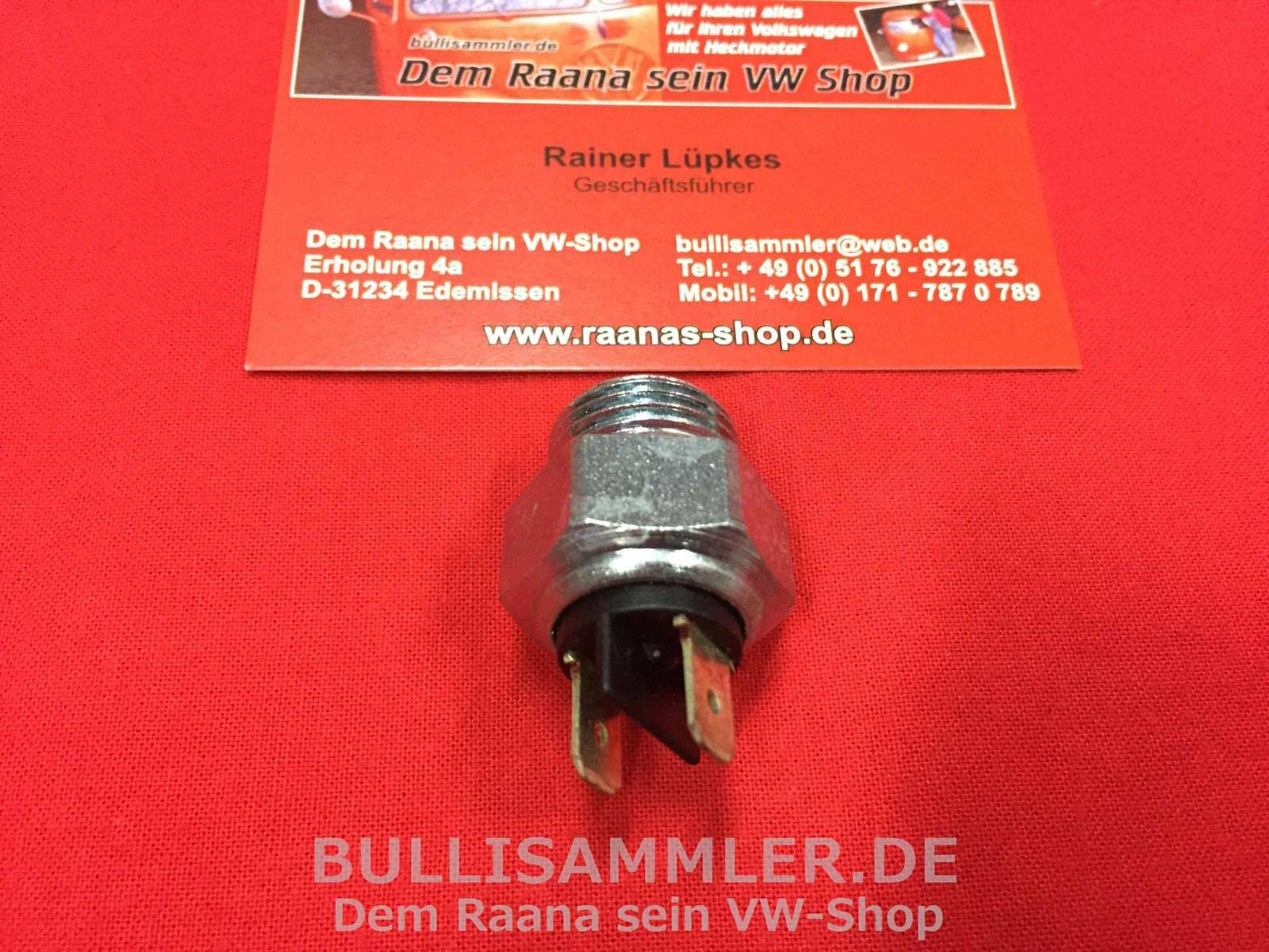 Rückfahrlichtschalter Schalter Rückfahrschalter Getriebe Schalter VW Bus T2 3 4