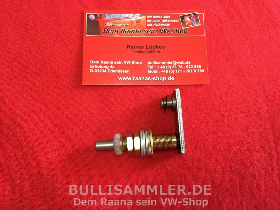 VW Käfer Wischerwelle 58-64 Links, 65-67 Rechts (2470-12)