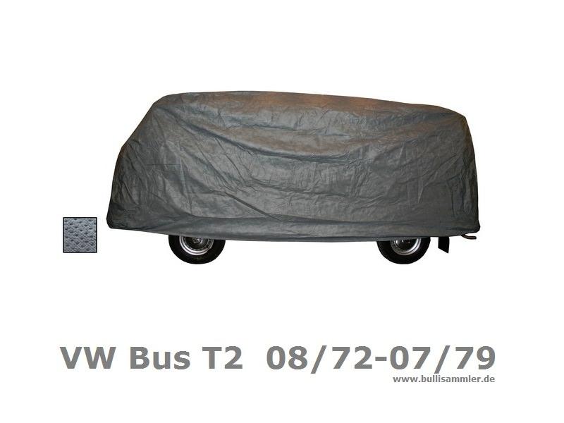 VW Bus T2 T2b 08/72-7/79 Abdeckung Autodecke (-312)