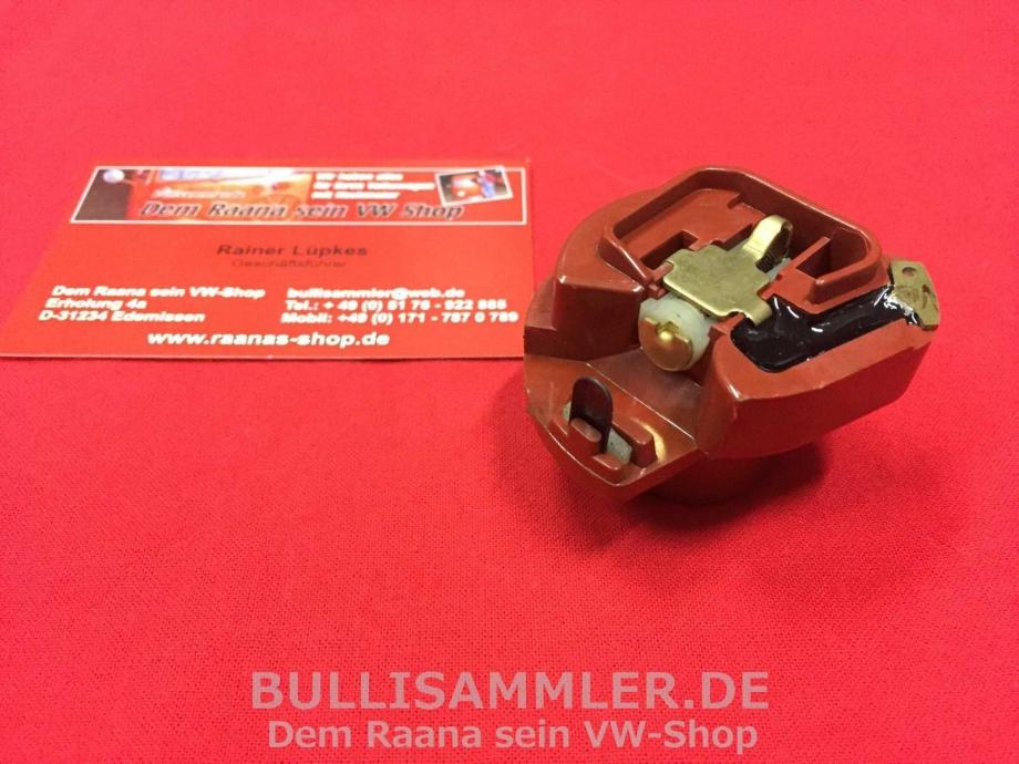 VW Bus T2 72-79, T3 80-82, T3 WBX 1.9 83-92 Verteilerfinger -5400 U/min Drehzahlbegrenzung (-448)