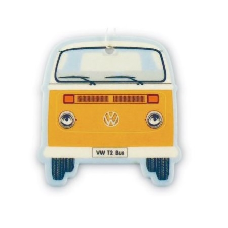 Lufterfrischer VW Bus T2 orange (Vanille)