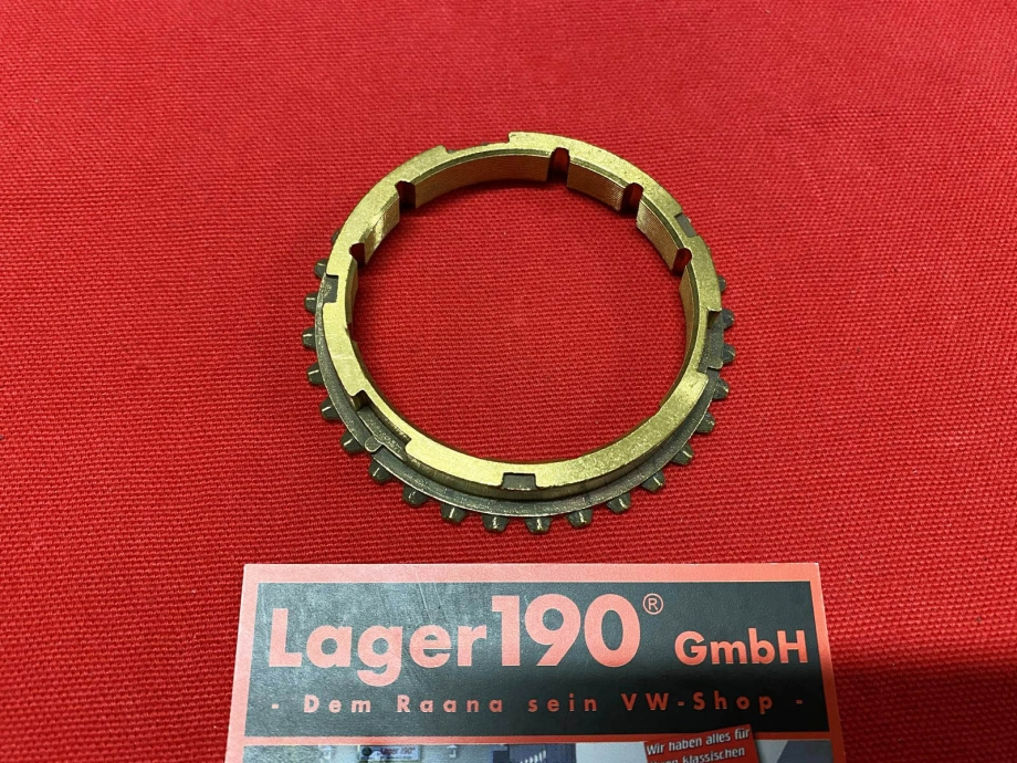 Synchronring Getriebe Golf 2, Jetta 08/83-12/92 für 2.+3. Gang (45-963)
