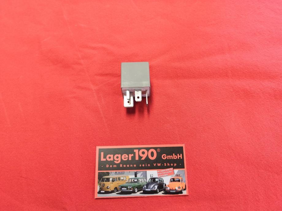 Vorglührelais 12V 40A Diesel T4 1.9TD / Golf 3 1.9TD (45-1048)