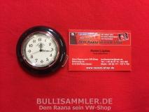 VW Käfer 1959-71 Hupenknopf mit Uhr (-011)