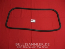 VW Käfer 58-64 Dichtung Frontscheibe, mit Nut, Qualität (0311)