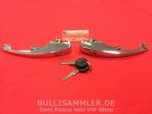 Türgriff PAAR für VW Käfer 68- gleichschliessend (0427-050)