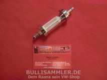 VW Käfer, T1, T2 Benzinfilter Glas-Chrom auswaschbar 6mm (1694)