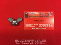 Flügelmutter für Kupplungsseil Kupplungszug (0907)