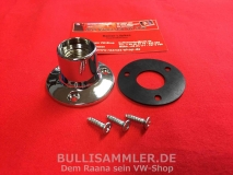 VW Käfer ab 68, Spiegelhalter für Aussenspiegel rechts (0463-2)