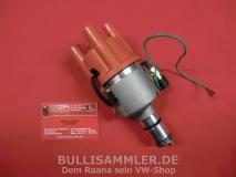 Verteiler 009 komplett mit Kontakten, Verteilerfinger, Verteilerkappe und Kondensator, gute Qualität (-064)