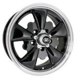 SSP EMPI GT 5-Spoke schwarz/poliert 5x112 5.5x15 - ohne TÜV -