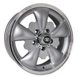 SSP EMPI GT 5-Spoke silber/poliert 5x112 5.5x15 - ohne TÜV -