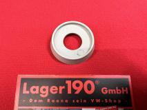VW Bus T1 8.65-7.67 Rosette Innentürgriff silberbeige (0524-578-1)