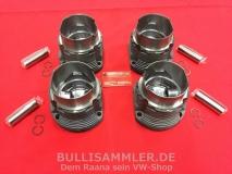 Muldenkolben+Zylinder 94mm = 2,0 Liter für VW Bus T2, T3, Typ4