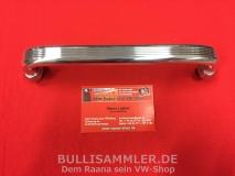 Haltegriff Armaturenbrett + Einstieg hinten aus Aluminium poliert für VW Bus T1 (01-010)