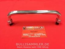 Haltegriff Armaturenbrett + Einstieg hinten aus Aluminium poliert für VW Bus T1 (-010)