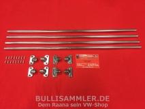 VW Bus T1 64-67 Samba Schutzgitter Gepäck-Reling Seitenscheiben