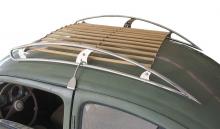 VW Käfer Dachgepäckträger von Vintage Speed, rostfrei (0487-02)
