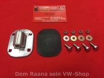 VW Bus T1 50-67 Stütze / Halter Dach hinten für Westy Vorzelt (6520-020)