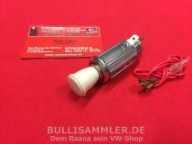 VW Käfer -67, T1 -67 Zigarettenanzünder Elfenbein 12 Volt (0658-02)