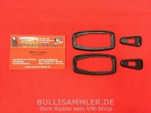 VW Käfer 08.67- & Typ3 Dichtung Türgriff (0719 + 0720)