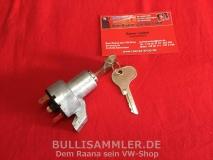 VW Käfer 08.53-07.67 Zündschloss mit 2 Schlüsseln (0655)