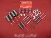 T3 5.79 - 8.92 Montagesatz für Bremsbacken hinten (1239-150)