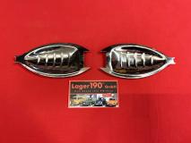 VW Käfer 60-67 Unterlagen Türklinken,-griffmuscheln