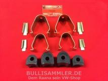 VW Käfer Stabianbausatz Anbausatz Gummi Typ1 ab 08/65