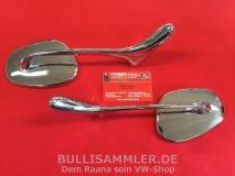 VW Käfer -07/66 Albert Schwanenhalsspiegel TOP Qualität! (01-040)