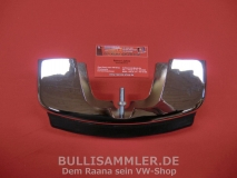 Stoßstangenhorn verchromt für VW Käfer Karmann Typ3 ab 68