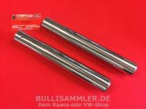 2 Endrohre für Käfer High Flow Edelstahl 60% mehr Durchsatz (-249)