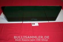 VW Käfer Windabweiser für Faltdach grün (0390-003)