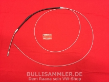 VW Bus T1 08.63 - 07.67 Handbremsseil Handbremse 3480mm (0923-01)