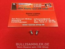 VW Käfer 08/55-, Bus T1 T2 Nieten für Vorreiber (0517-15)