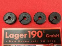 VW Käfer, Bus T1, T2, T3 Durchführung Bremsleitung (1 Satz = 4 Stück) (1255)