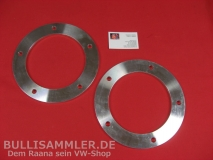 Käfer, T1, T2 Distanzscheiben 5x205 Spurverbreiterung 19mm/Achse