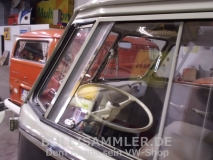 VW Bus T1 Frischluftgitter Lüftungsgitter auf Chromglanz poliert (01-025)