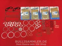 Motordichtsatz 1800-2000 ccm für VW Typ4 412 Bus T2 (-248)