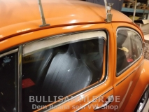 VW Käfer ab 64 Frischluftgitter Lüftungsgitter Aluminium poliert (01-024)