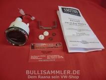VW Bus T1 Tankuhr 12V 12 Volt, auch Samba, Pritsche, Doka Tankanzeige Kraftstoffanzeige (10-001)