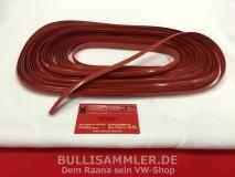 VW Bus T1 Keder für Samba-Zierleisten Siegellack-Rot